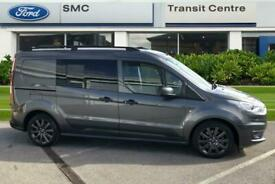 2019 Ford Transit Connect 1.5 EcoBlue 120ps Trend D/Cab Van Powershift Auto Pane