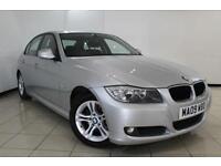 2009 09 BMW 3 SERIES 2.0 318D ES 4DR 141 BHP DIESEL