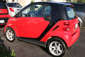 2013 Smart Fortwo Canadian Edition Hatchback