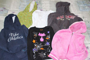 Girls size 7/8 winter clothes