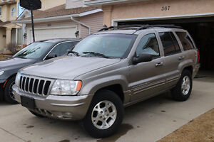 """1999 Jeep Grand Cherokee Limited - Excellent Condition """"No Rust"""""""