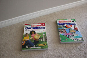 Complete Canadian Curriculum Grade 4 and Grade 7 - New