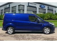 2018 Ford Transit Connect 1.5 TDCi 120ps Limited Van Panel Van Diesel Manual