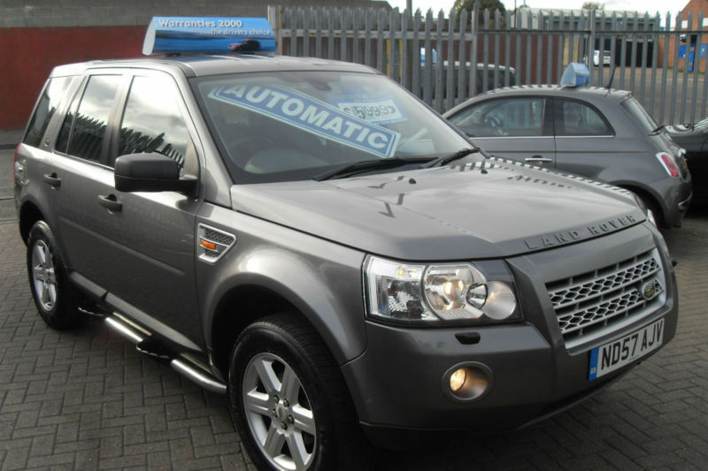 Land Rover Freelander 2 2.2Td4 2007MY GS *AUTOMATIC *