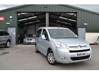 2010 Citroen Berlingo 1.6HDi 75hp Multispace VTR MANUAL DIESEL LONG MOT