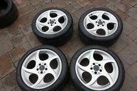 Pneus pour Mercedes SL