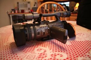 Sony Professional Camcorder