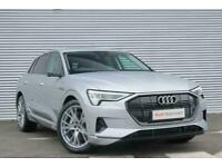 2020 Audi E-TRON ESTATE SPECIAL EDITIONS 300kW 55 Quattro 95kWh Launch Edition 5