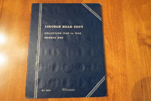 Lincoln Head Cents 1909-1964