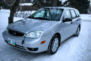 2006 Ford Focus Wagon *New Safety*