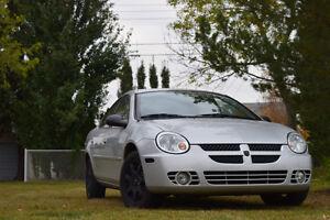 2005 Dodge SX 2.0 Manual Transmission, Sedan Clean With Carproof