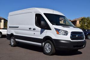 "2016 Ford T250 Transit Van 148"" Wheelbase Medium Roof"