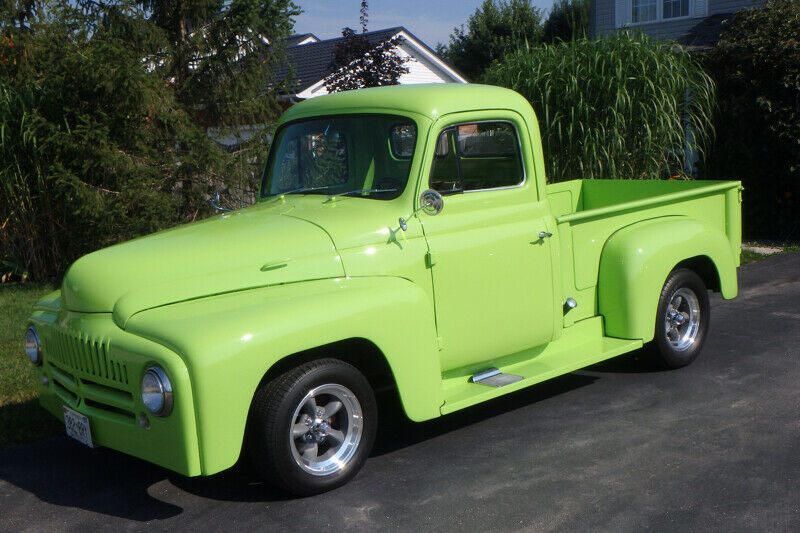 1952 International half ton pickup