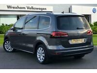 2020 Volkswagen Sharan 2.0 TDI SCR SEL 150PS DSG, Elec Sliding Doors, Towbar, Ch