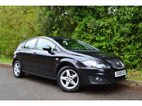 2009Seat Leon 1.6 S Emotion £81 A Month £0 Deposit
