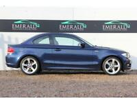 2010 10 BMW 1 SERIES 2.0 118D SPORT 2D 141 BHP DIESEL