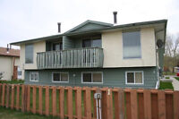 Olds, AB 2 Bedroom 4 plex for rent