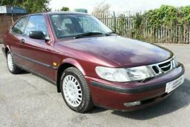 image for Saab 9-3 2.0t Eco Turbo Coupe, 24k, full history, immaculate