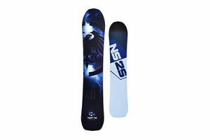 NEW 2017 NEVER SUMMER 25 SNOWBOARD - burton custom x