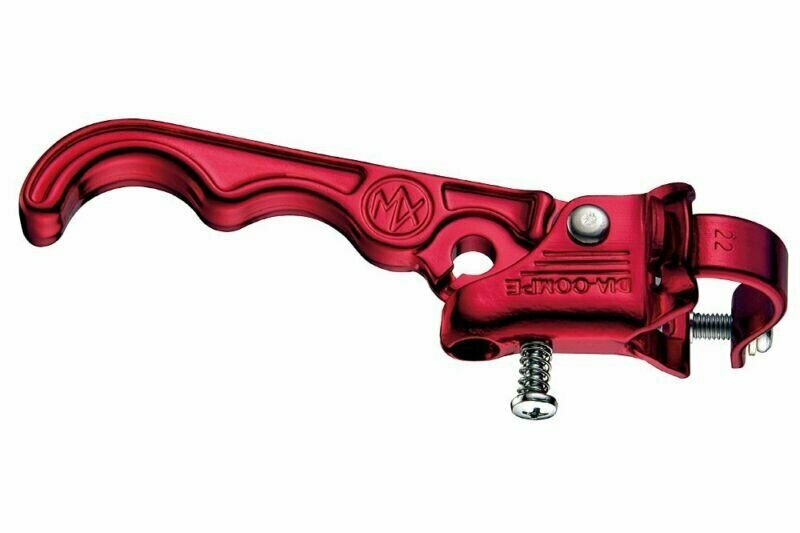 New Dia-Compe Tech 2 MX120 Brake Lever Set Old School BMX Red