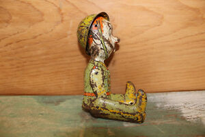 Old Antique Tin Toy Soldier London Ontario image 3