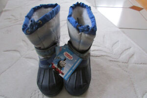 Size 11 boys Thomas the Train Boots