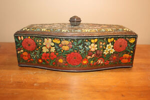 Vintage Biscuit Tin London Ontario image 5