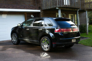 2009 Lincoln MKX Crossover SUV Luxury Vehicle Car Black