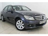 2010 60 MERCEDES-BENZ C CLASS 2.1 C220 CDI EXECUTIVE SE 4DR 170 BHP DIESEL