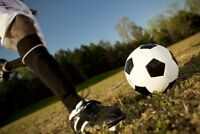 FALL ADULT RECREATIONAL SOCCER LEAGUES IN GUELPH