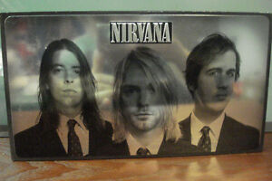 Nirvana CD/ DVD Set