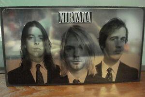 Nirvana CD/ DVD Set