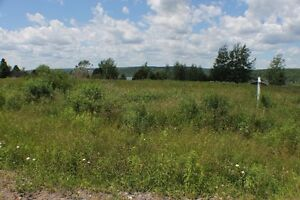 Cleared, level building lot w/ Gorgeous views of Darlings Island