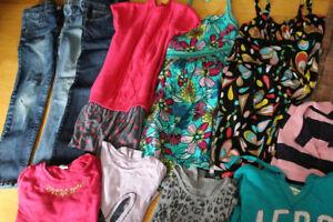 size 10/12 girls lot