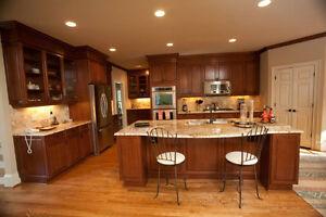 Best Price Maple Cabinets Plus Amazing Granite & Quartz For Sale