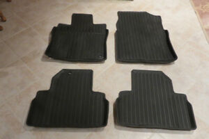 Honda Civic weather mats