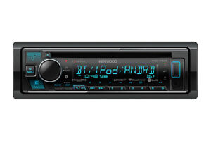 Kenwood Excelon CD-Receiver With USB interface KDC-X303