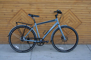 Trek belt-drive commuter