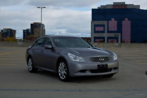 INFINITI G37 XS 2009 *HIGHWAY KM*SPORT PACKAGE*AWD
