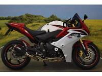 Honda CBR600F 2013**SCORPION EXHAUST, TANK COVER, SEAT COWL, TAIL TIDY**