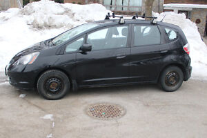 2009 Honda Fit DX-A with all new 4-seasons tires!!!
