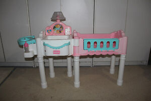 Doll Bed/High Chair London Ontario image 1