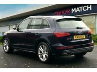 2013 Audi Q5 S TDI QUATTRO AUTO SUV Diesel Automatic