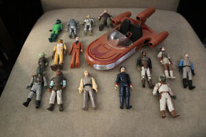OLD STAR WARS TOYS $100