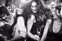 Bachelorette Entertainment - dances, games, music, lights & more