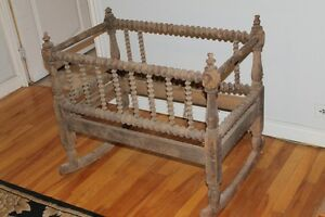 1800s Rocking Cradle