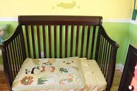 Lit pour bébé / enfant 4+1 + lit double