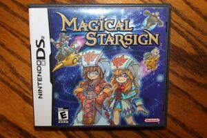 Magical Starsign for Nintendo DS