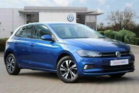image for 2019 Volkswagen Polo 1.0 TSI 95PS SE Hatchback Petrol Manual