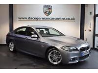 2015 65 BMW 5 SERIES 2.0 520D M SPORT 4DR AUTO 188 BHP DIESEL
